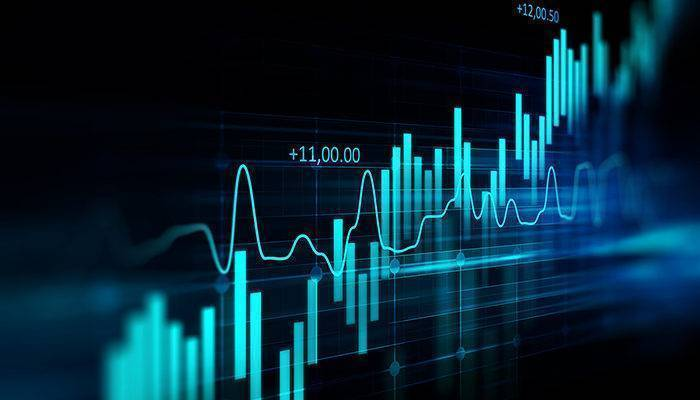 Abstract graphs on a trading technology platform
